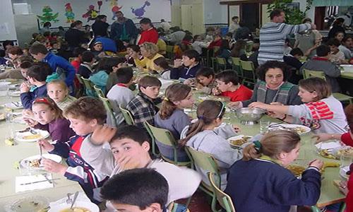 Aumentan fondos para los comedores escolares el - Comedores escolares xunta ...