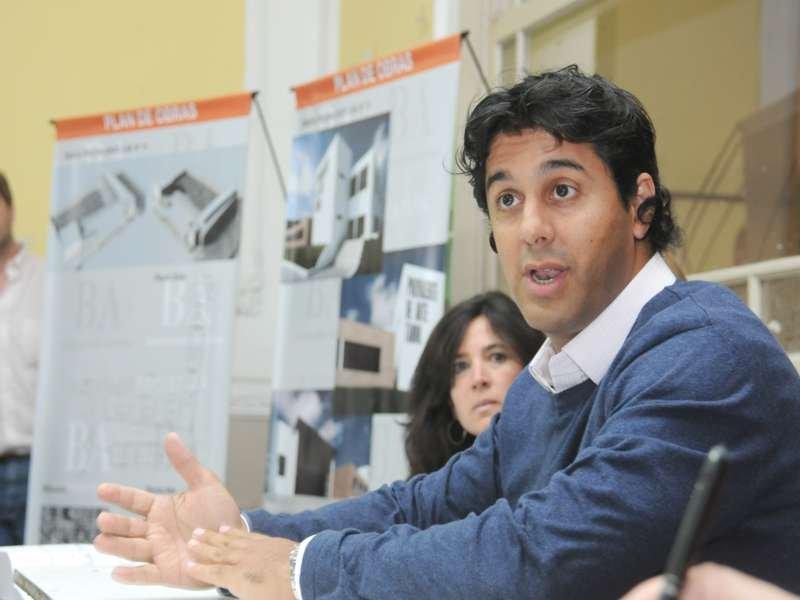 Mariano Puccio Director de la Unidad Ejecutora Provincial 2