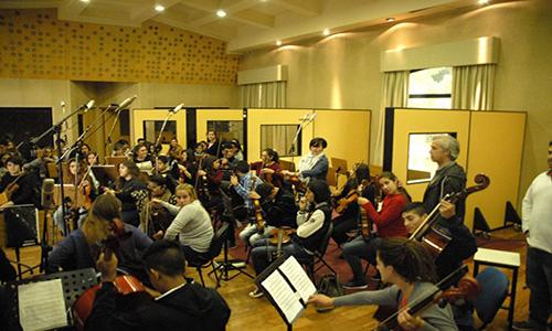 Orquesta Escuela bonaerense