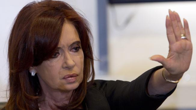 Cristina rechaza la vuelta de Acuña al Frente para la Victoria